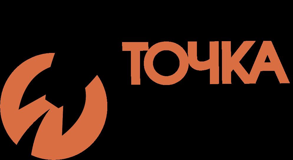Логотип рекламной компании Точка Взлёта