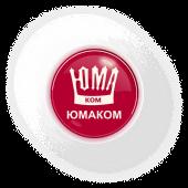 Логотип компании Юмаком - партнеров рекламного агентства Точка Взлёта в Краснодаре