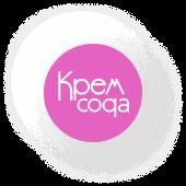 Логотип компании Крем Сода - партнеров рекламного агентства Точка Взлёта в Краснодаре